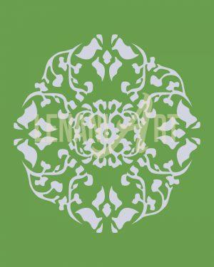Orirntal Ornamental Sh06